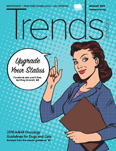 Don't Miss The Cover Story of Trends Magazine This Month, Written by Our Founder!